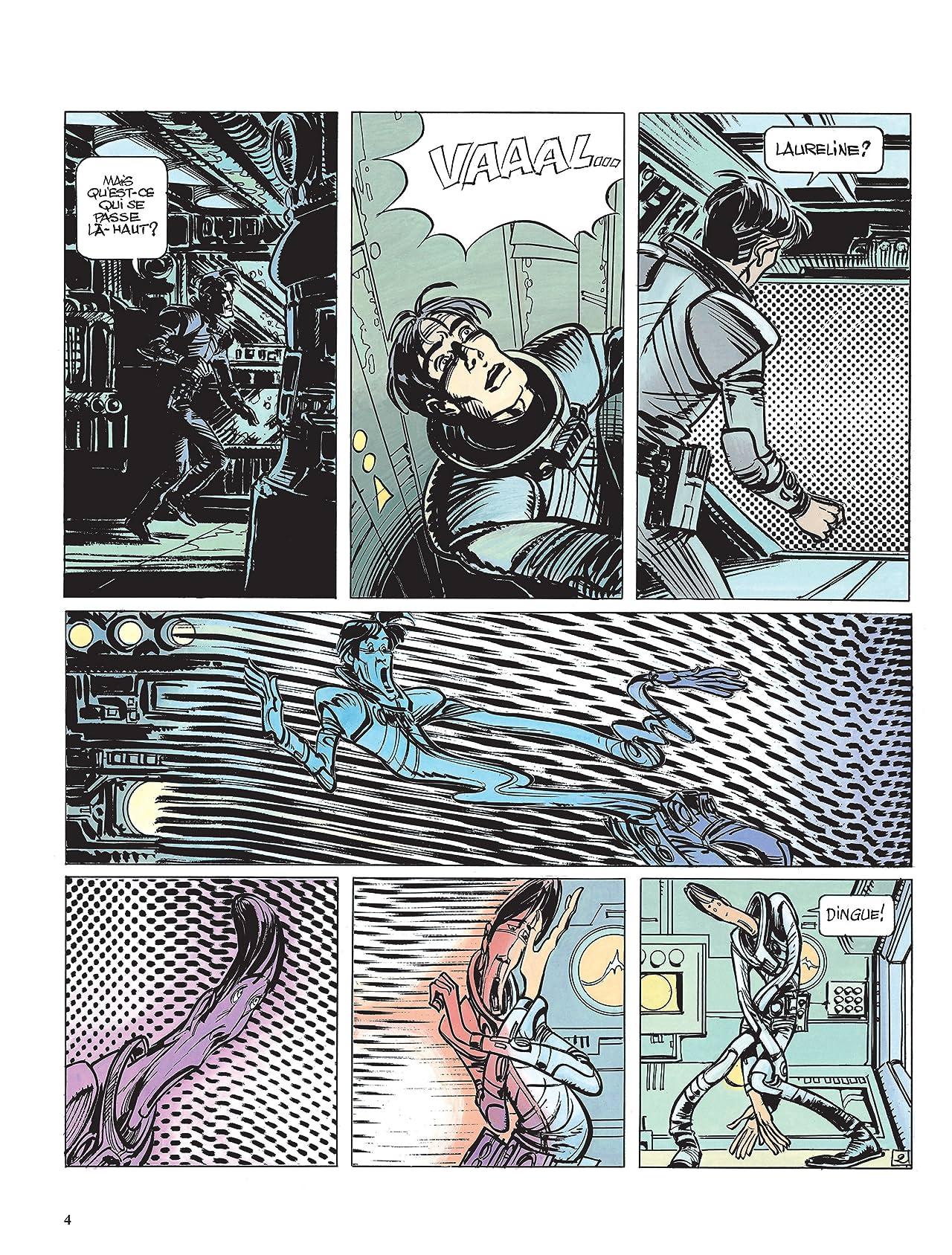 Valérian Tome 14: Les Armes vivantes