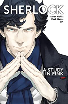Sherlock Vol. 1: A Study In Pink