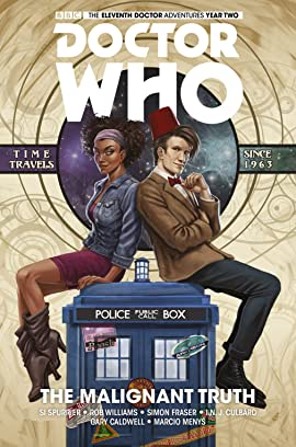 Doctor Who: The Eleventh Doctor Vol. 6