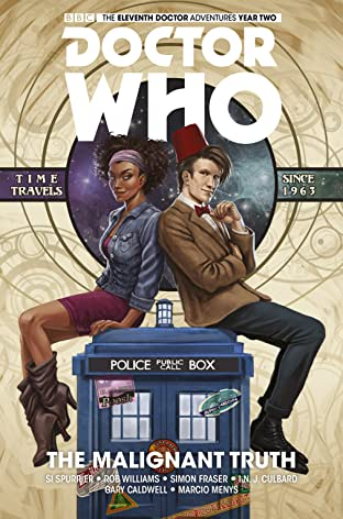 Doctor Who: The Eleventh Doctor Tome 6