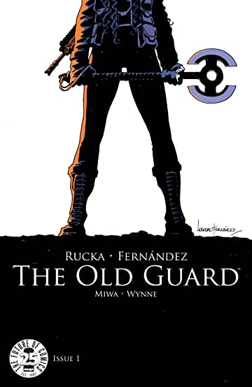 The Old Guard #1 - Comics by comiXology