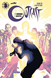 Outcast By Kirkman & Azaceta #25