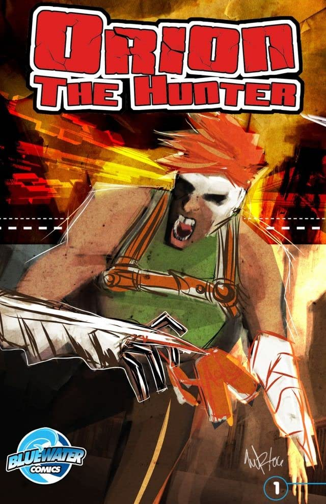 Orion the Hunter #1 (of 4)