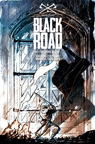 Black Road No.7