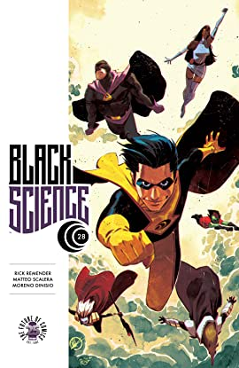 Black Science #28