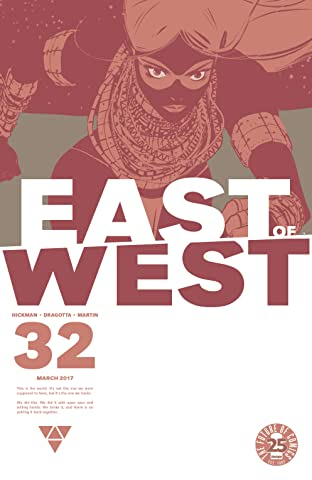 East Of West No.32