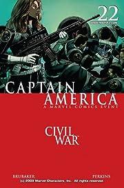 Captain America (2004-2011) #22