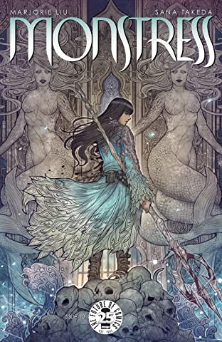 Monstress No.10