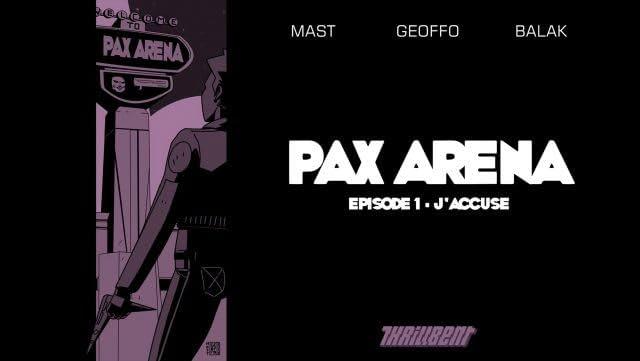 Pax Arena #1