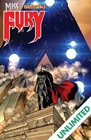 Miss Fury (2013) #5: Digital Exclusive Edition