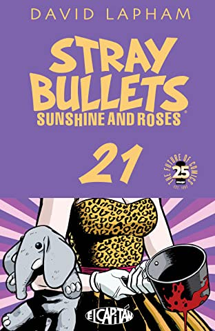 Stray Bullets: Sunshine & Roses No.21