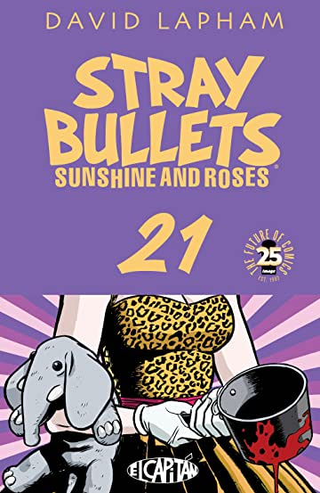 Stray Bullets: Sunshine & Roses #21