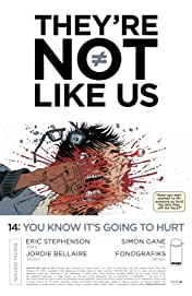 They're Not Like Us #14