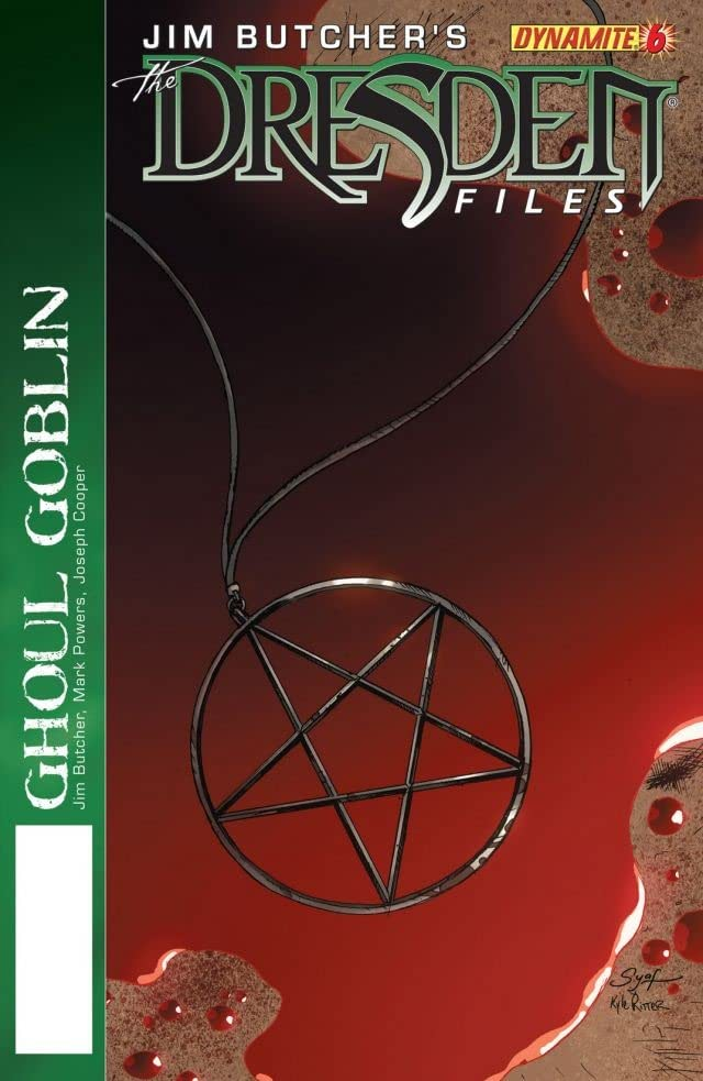 Jim Butcher's The Dresden Files: Ghoul Goblin #6