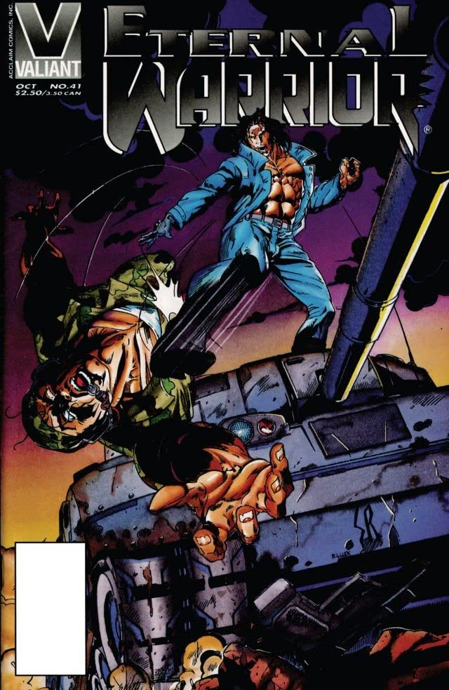 Eternal Warrior (1992-1996) #41