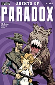 Agents of Paradox #1