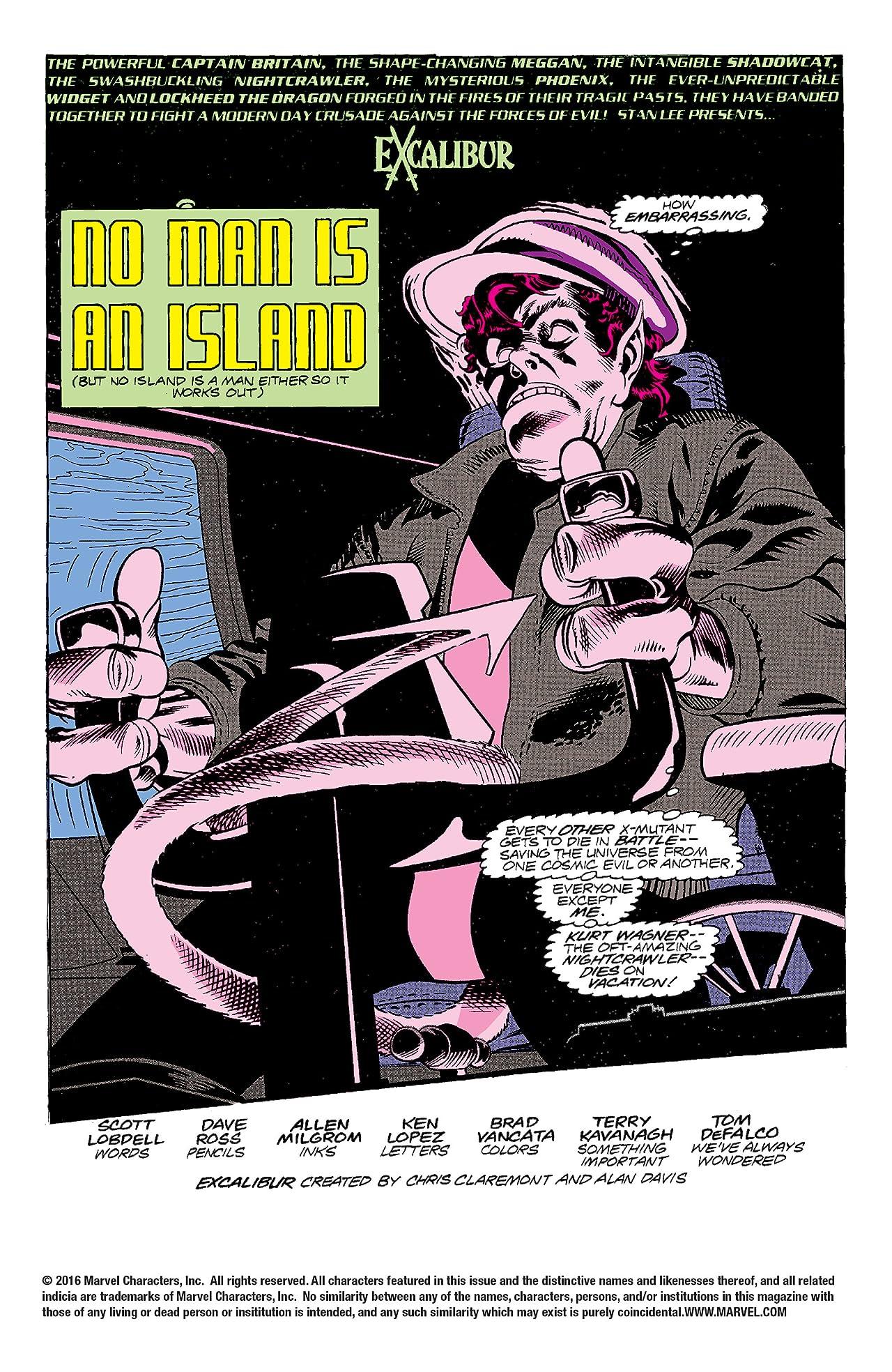 Excalibur (1988-1998) #31