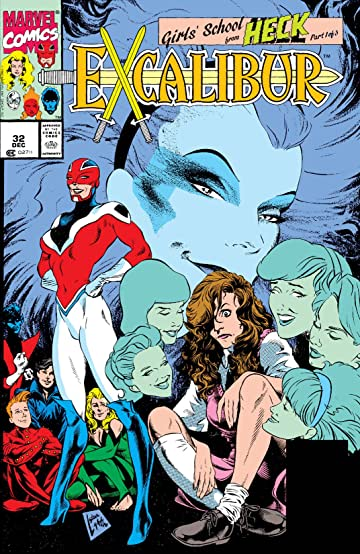 Excalibur (1988-1998) #32