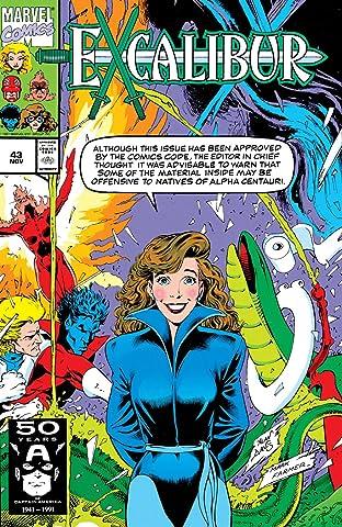 Excalibur (1988-1998) #43