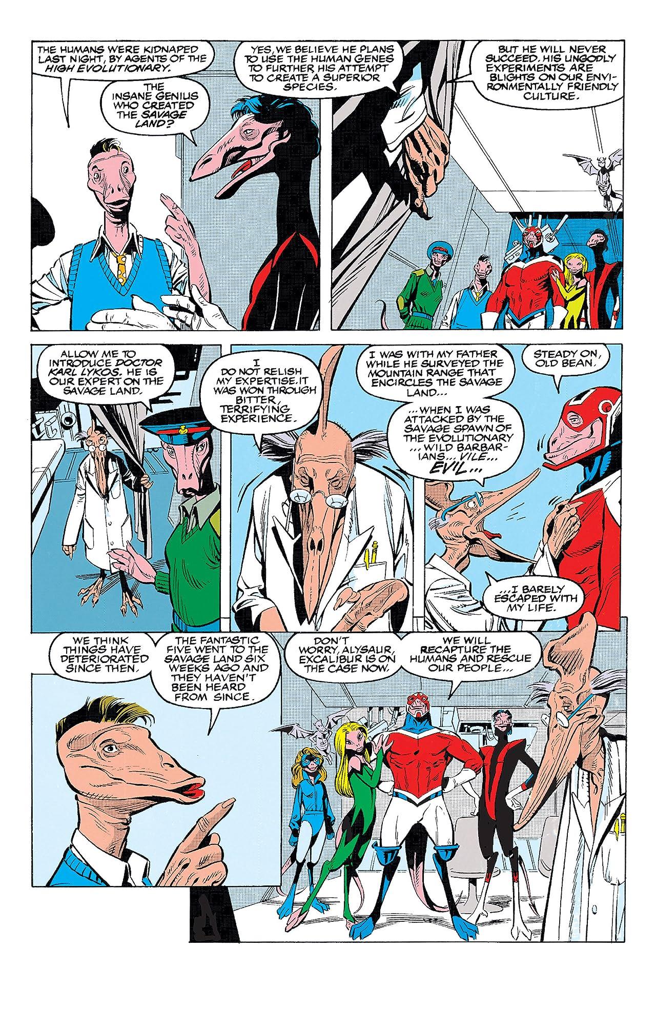 Excalibur (1988-1998) #51