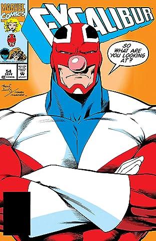 Excalibur (1988-1998) #54