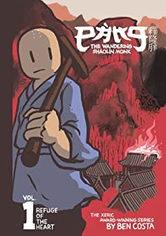 Pang, The Wandering Shaolin Monk Vol. 1: Refuge of the Heart
