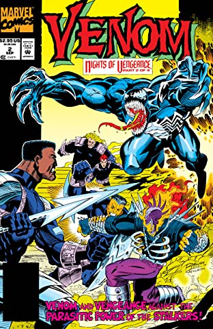 Venom: Nights Of Vengeance (1994) #2 (of 4)