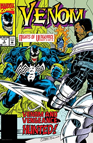 Venom: Nights Of Vengeance (1994) #3 (of 4)
