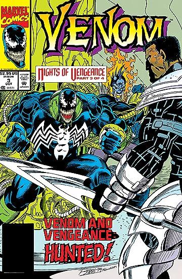 Venom: Nights Of Vengeance (1994) #3 (of 4)