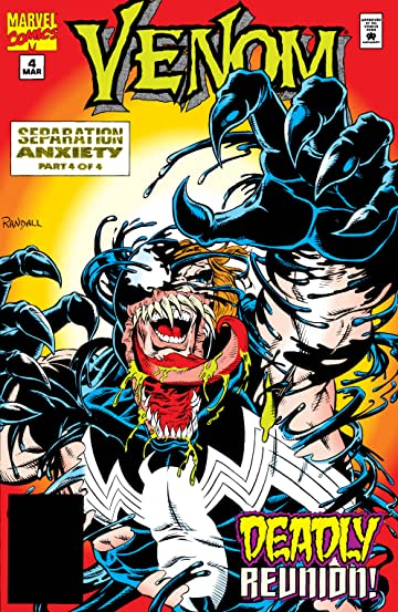 Venom: Separation Anxiety (1994-1995) #4 (of 4)