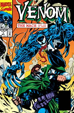 Venom: The Mace (1994) #1 (of 3)