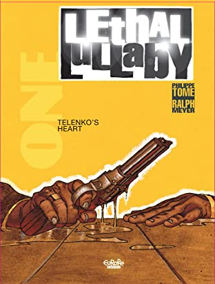 Lethal Lullaby Vol. 1: Telenko's Heart