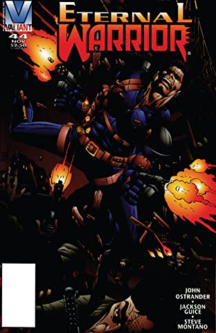 Eternal Warrior (1992-1996) #44
