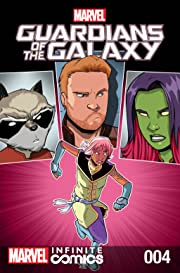 Guardians of the Galaxy: Awesome Mix Infinite Comic (2016-2017) #4