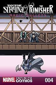 Doctor Strange/Punisher: Magic Bullets Infinite Comic #4 (of 8)