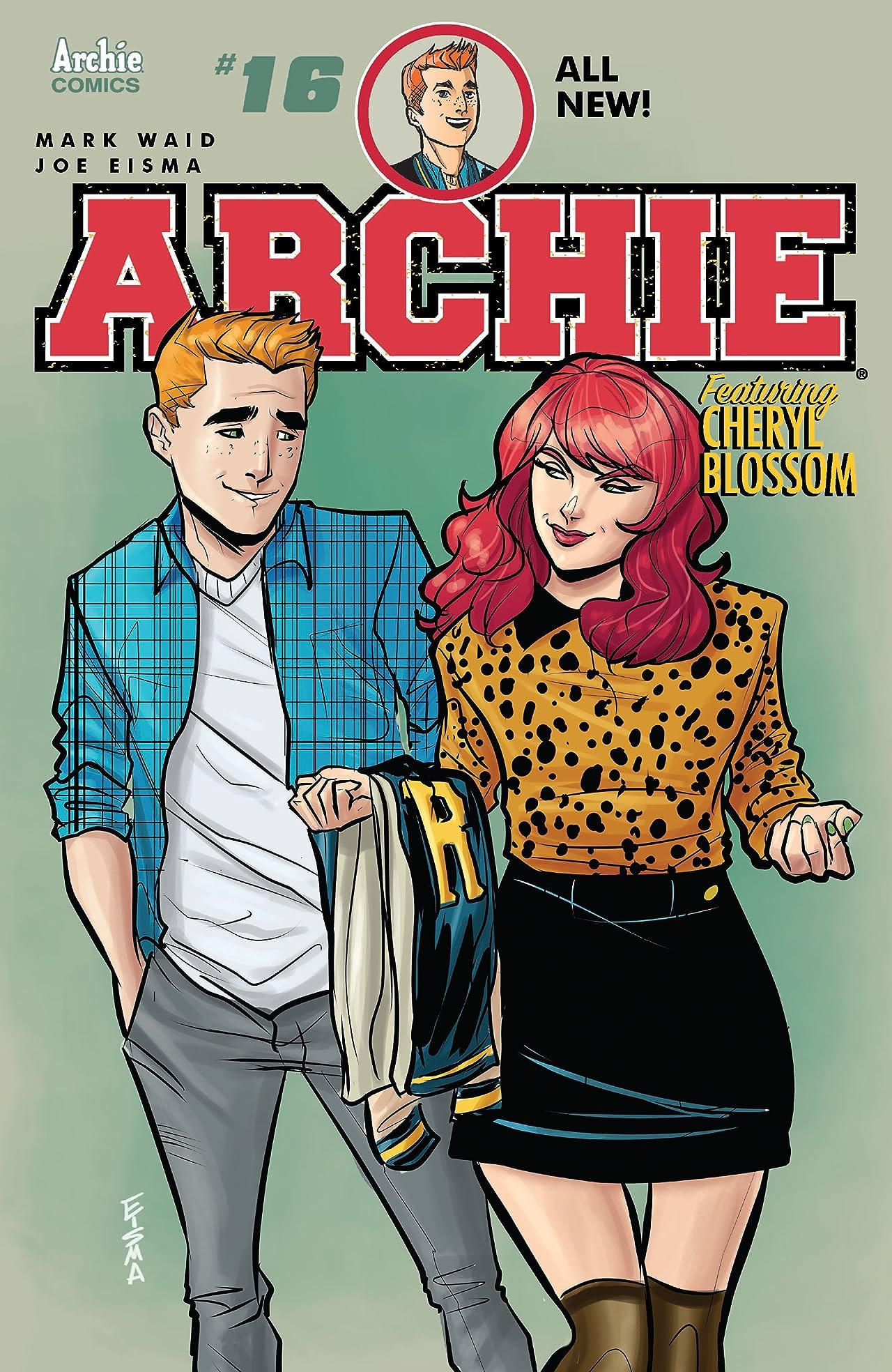 Archie (2015-) No.16