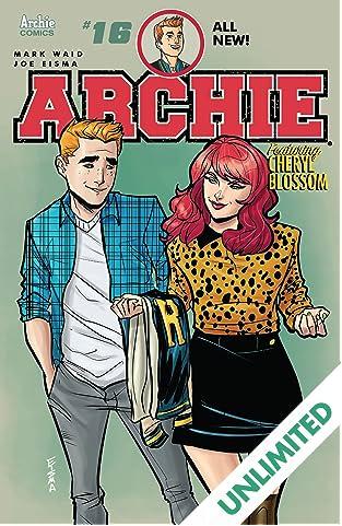 Archie (2015-) #16