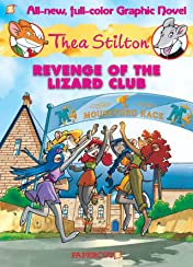 Thea Stilton Vol. 2: Revenge of the Lizard Club Preview