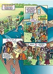 Thea Stilton Vol. 2: Revenge of the Lizard Club Preview