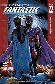 Ultimate Fantastic Four #22