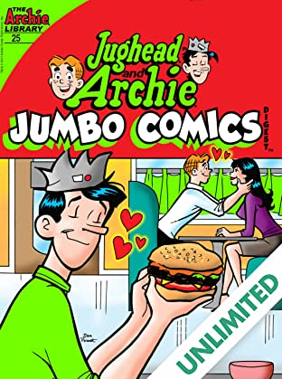 Jughead and Archie Comics Double Digest #25