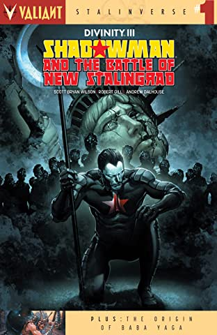Divinity III: Shadowman and the Battle for New Stalingrad No.1