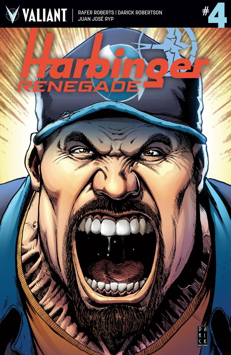 Harbinger Renegade #4