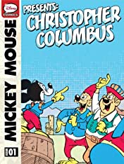 Mickey Mouse Presents: Christopher Columbus #1