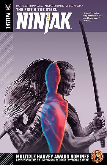 Ninjak (2015- ) Vol. 5