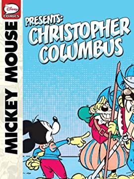 Mickey Mouse Presents: Christopher Columbus #3