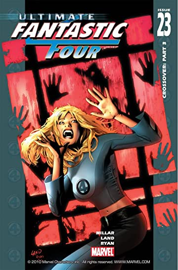 Ultimate Fantastic Four #23