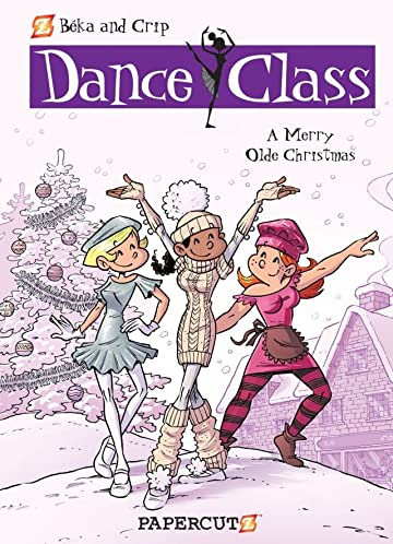Dance Class Vol. 6: Merry Olde Christmas