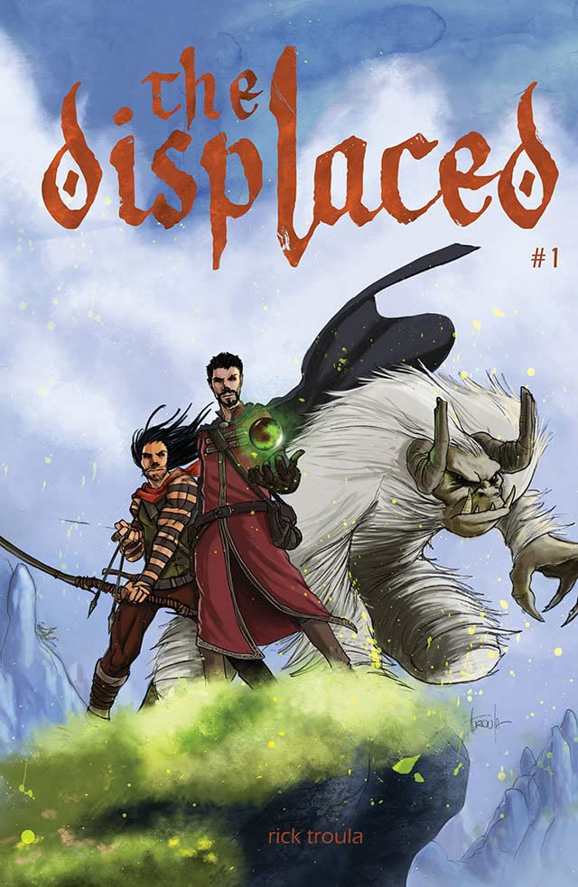 The Displaced #1