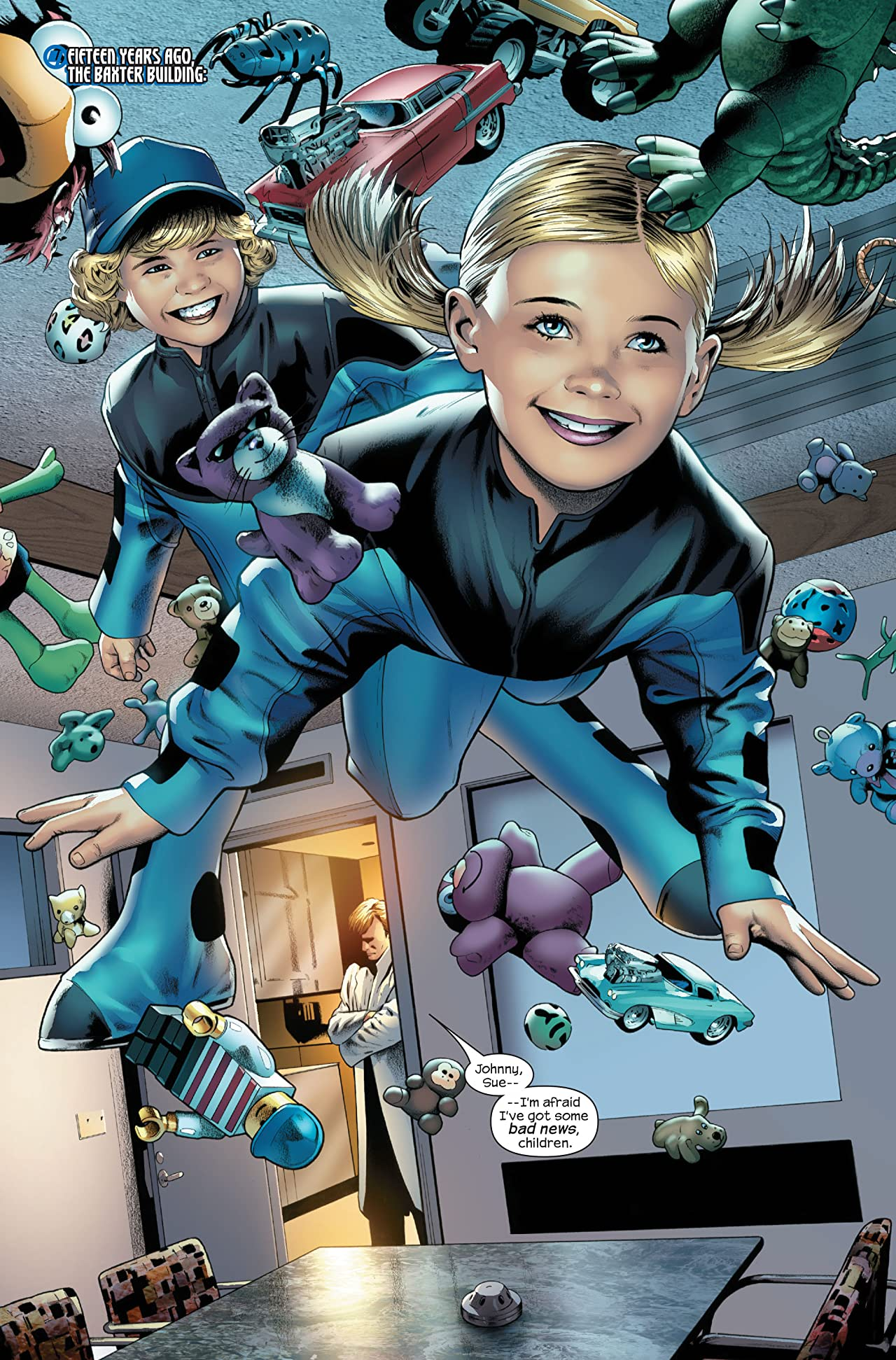 Ultimate Fantastic Four #24